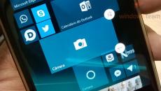 Chegou a função Foto Panorâmica no APP da Câmera no Windows 10 Mobile