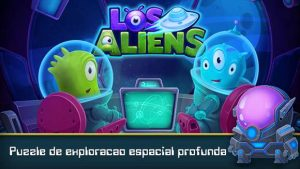 Los Aliens windows phone img1