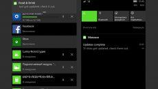 Build interna do Windows 10 Mobile traz de volta notificações de instalações e atualizações de aplicativos