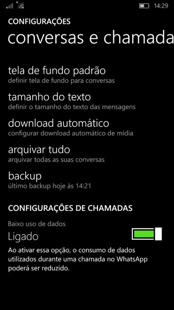 whatsapp uso de dados rede celular (3)