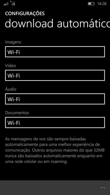 whatsapp uso de dados rede celular (4)
