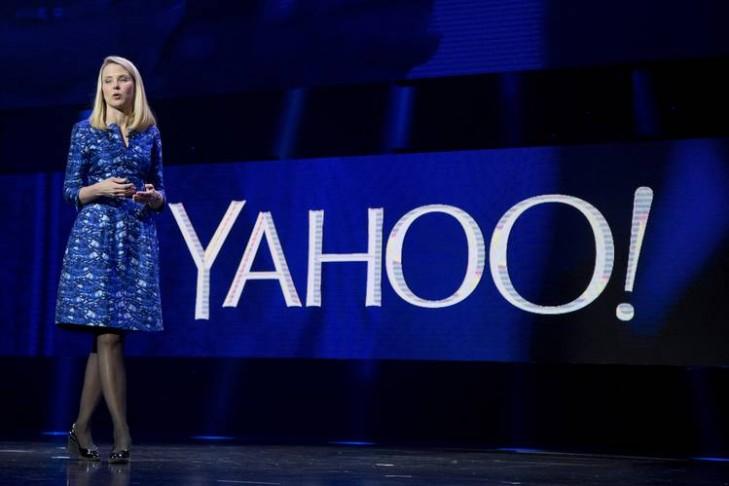 Marissa Mayer, atual CEO do Yahoo!