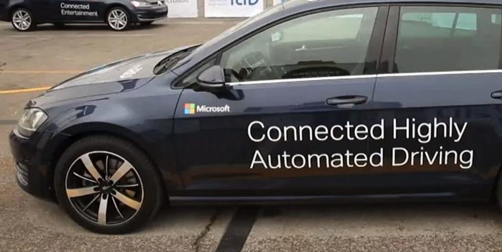 carro windows microsoft autonomo img1
