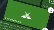 O APP Lumia Ajuda + Dicas agora é o Lumia Highlight