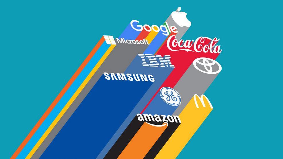 Forbes diz que Microsoft é a terceira marca mais valiosa do mundo