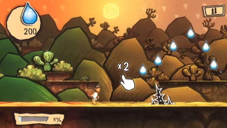 Screen Shot do jogo Sonho de Jequi