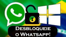 Justiça determina o bloqueio do WhatsApp no Brasil por 3 dias! Saiba como contornar o problema!!