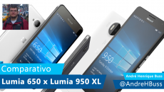 [Vídeo] Microsoft Lumia 650 vs Microsoft Lumia 950 XL