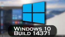 Microsoft libera a build 14371 insider para PCs e Tablets! Confira as novidades!