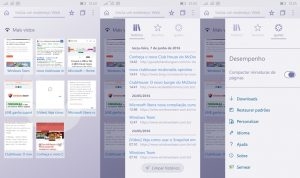 caravelle windows 10 browser