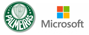 palmeiroas microsoft parceria