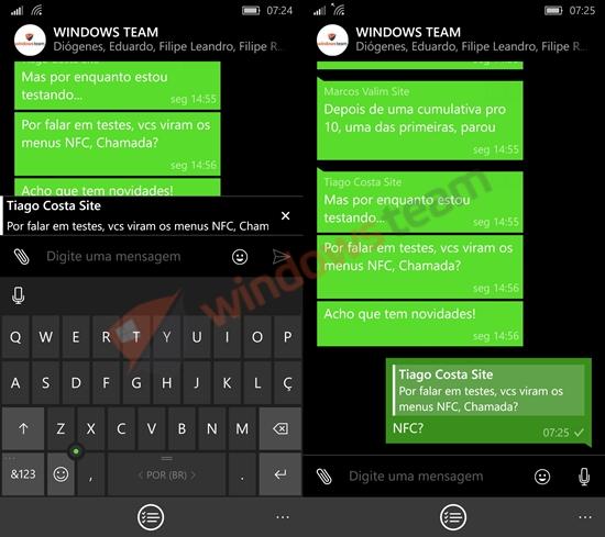 whatsapp responder mensagens grupo