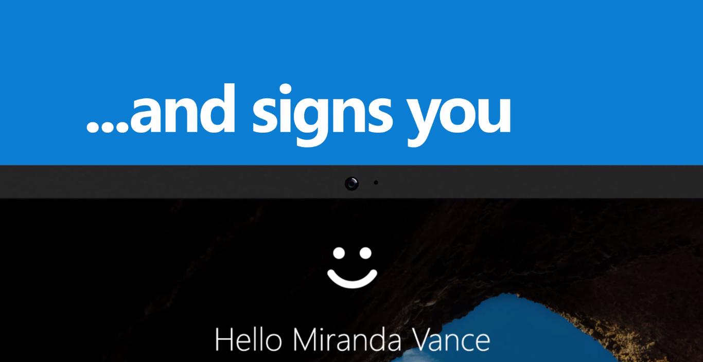 Windows Hello trará autenticação ao Windows 10 a partir de dispositivos de terceiros