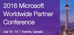 Worldwide Partner Conference img1