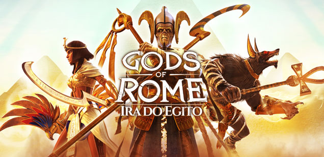 god of rome deuses do egito