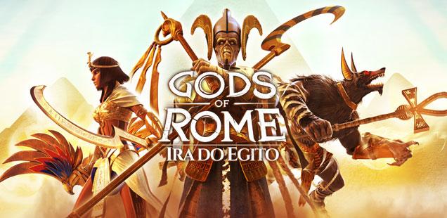 O jogo Gods of Rome ganhou novidades depois de ser atualizado