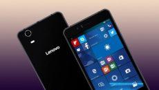 Lenovo anuncia o seu primeiro smartphone com Windows 10 Mobile