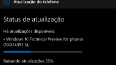 A Microsoft acaba de liberar mais uma atualização Redstone para Mobile e PC no modo Fast