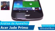 [Vídeo] Acer Jade Primo Análise