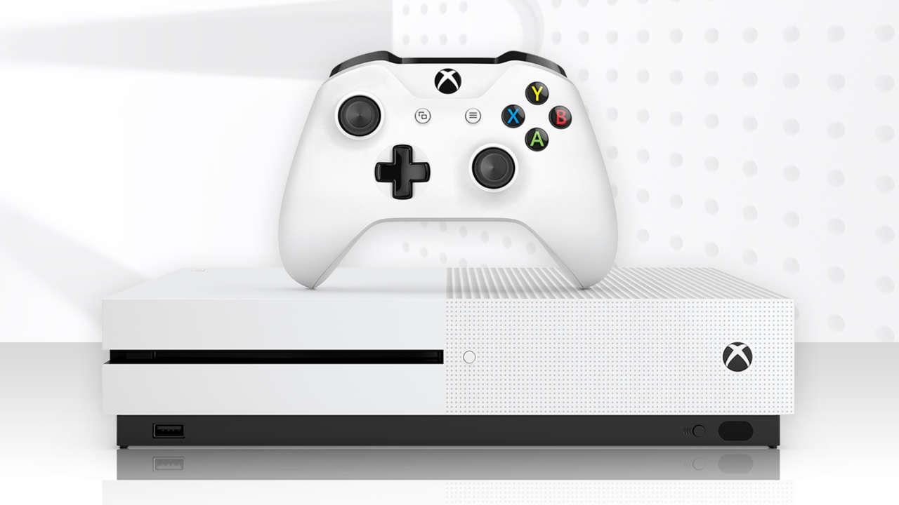 Novo Xbox One S, menor, mais fino e com fonte embutida