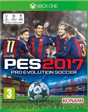 PES 2017 Xbox One