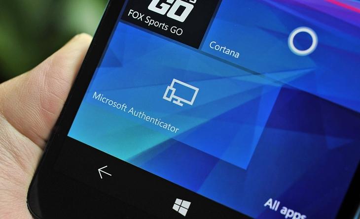 autenticador microsoft windows 10 Mobile img2