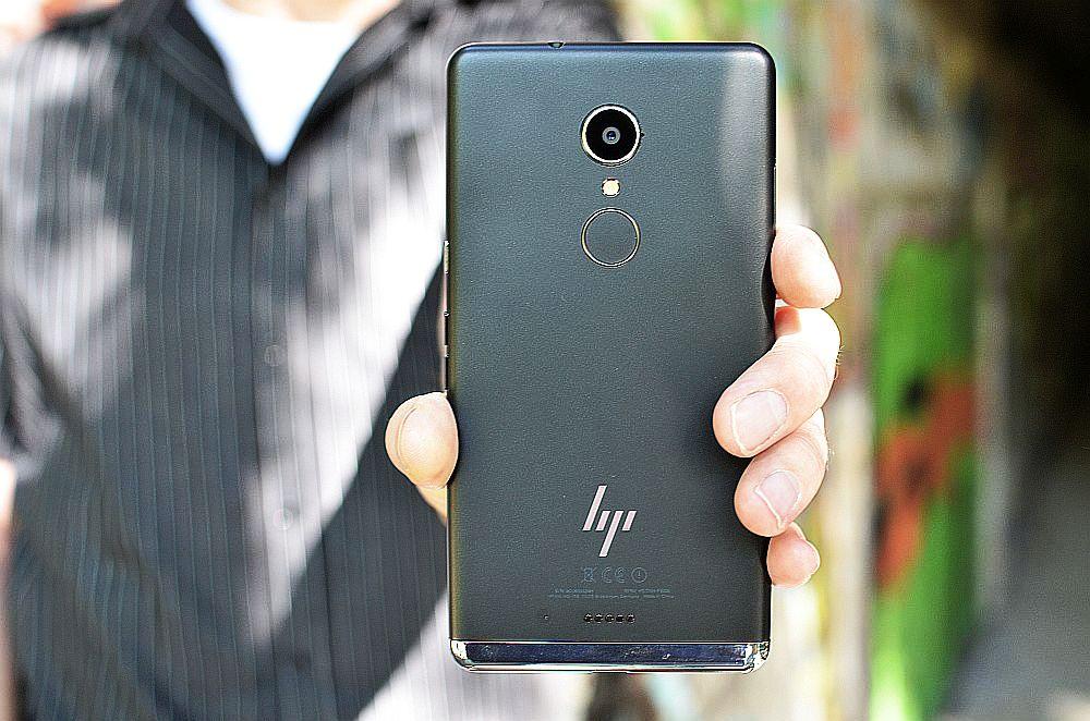 HP Elite X3 camera detalhe2