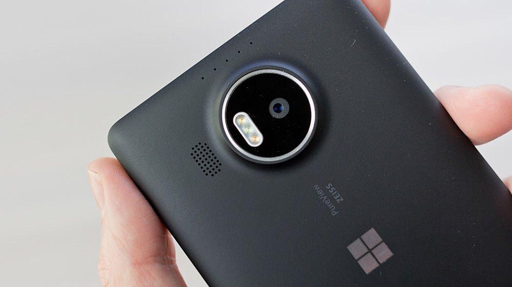 lumia 950 XL camera