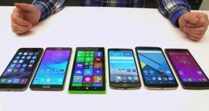 smartphones 2016