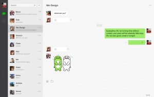 wechat for windows 10 img12