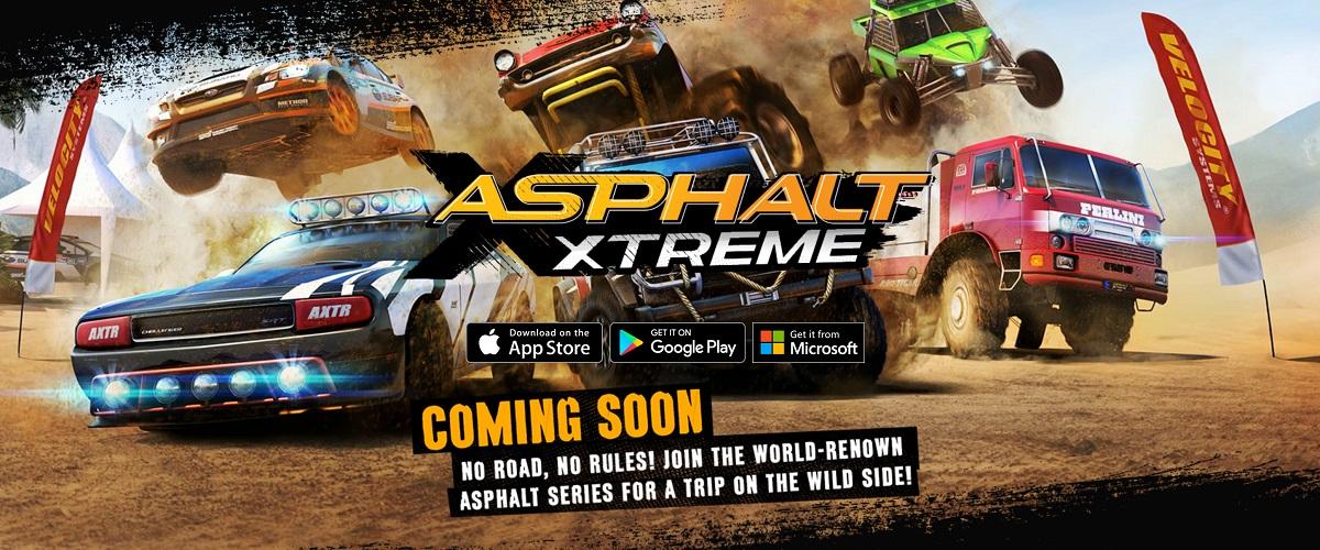 asphalt xtreme gameloft img1