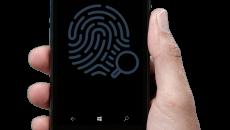 Microsoft registra patente de reconhecimento biométrico na própria tela do dispositivo