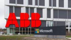 Microsoft e ABB se unem para impulsionar a transformação digital industrial
