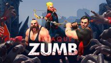 Gameloft libera download do seu novo jogo Ataque Zumbi