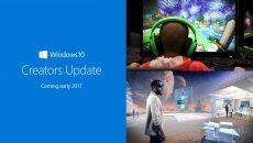 Microsoft confirma 11 de abril como data oficial da liberação da Atualização para Criadores do Windows 10