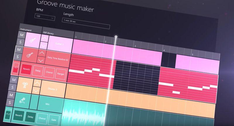 creators-update-windows-10-groove-music-maker