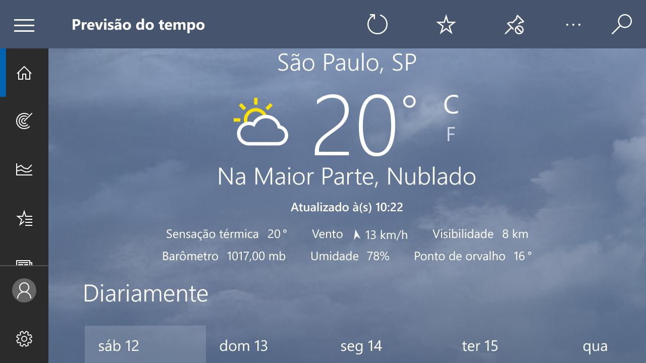 MSN-Clima