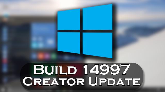 [Video] Confiraas novidades da build 14997 do Windows 10que vazou no ultimo final de semana!