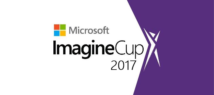 Inscrições da Imagine Cup 2017 vão até 10 de abril