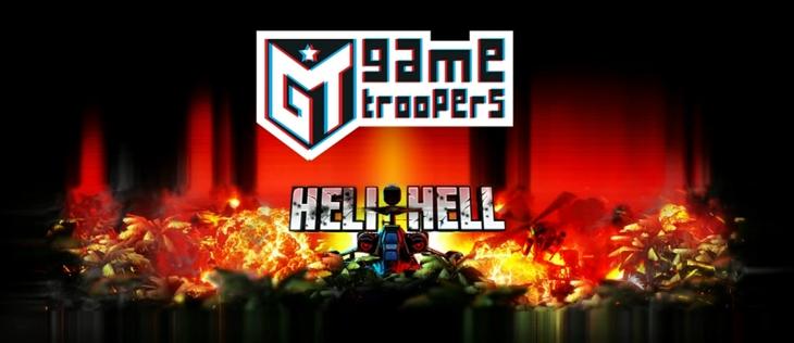 Heli Hell é o mais novo jogo da Game Troopers para o Windows Mobile