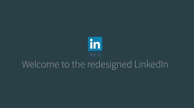 Interface redesenhada do LinkedIn começa a ser liberada