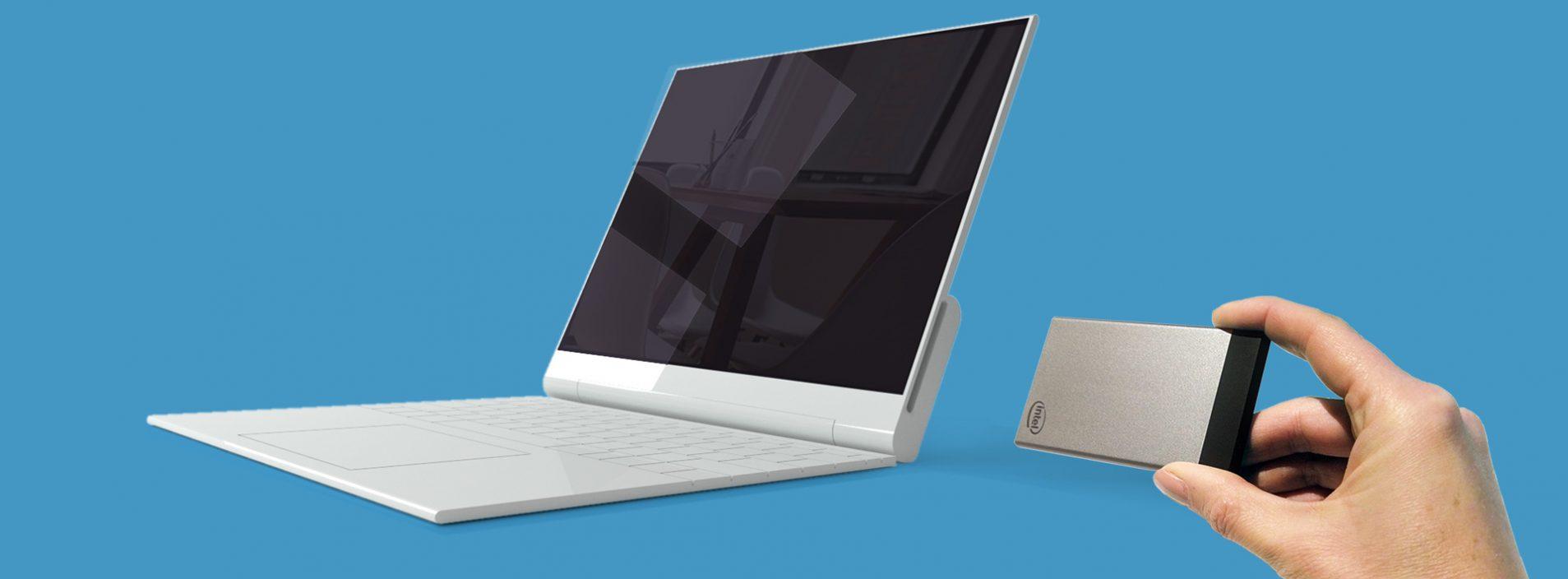 Futuro do Intel Computer Card é incerto assim como do NexPad