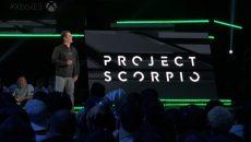 Phil Spencer já está jogando no novo Xbox denominado Projeto Scorpio