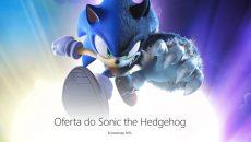 Todos os jogos do Sonic para o Xbox estão com 50% de desconto