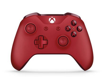 Controle do Xbox One recebe versão com a cor vermelha
