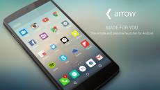 O launcher da Microsoft para Android, Arrow Launcher, recebe atualização com boas novidades