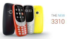 Nokia clássico 3310 será vendido para mais de 120 países: exceto o Brasil