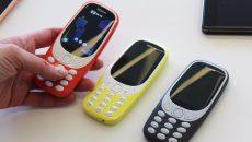 O que você achou do relançamento do Nokia 3310?
