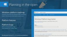 A Microsoft está lançando um roadmap da plataforma Windows 10