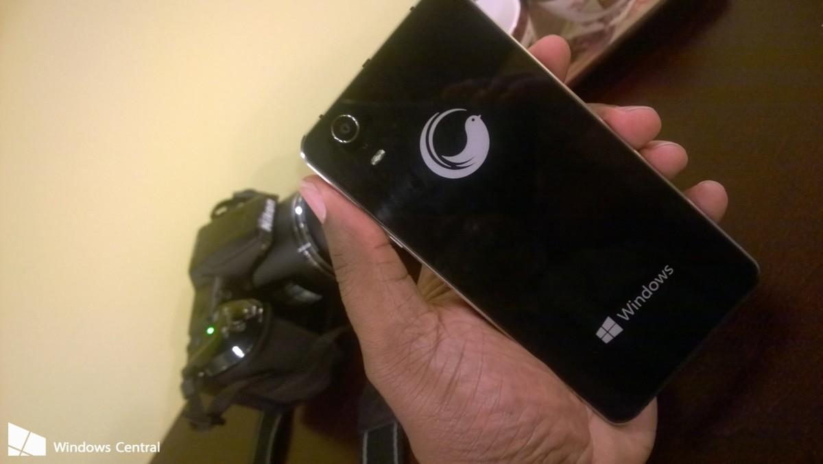 WhartonBrooks apresenta seu primeiro smartphone com Windows 10 Mobile disponível para brasileiros